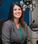 Dr. Melissa Vanray, O.D.