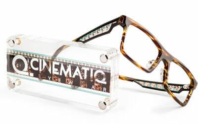 Cinematiq Eyewear: Designer Glasses that Connect Fashion and Cinema!
