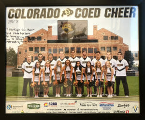 Colorado Co-Ed Cheer