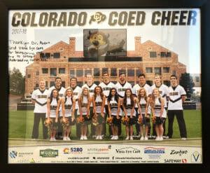 Colorado Co-Ed Cheer
