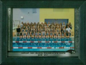 Horizon High School Swim Team