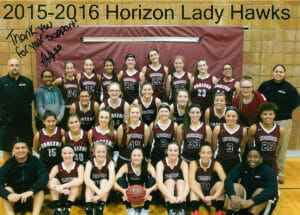 Horizon Lady Hawks