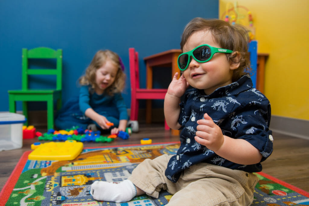 Don't wait until your child has a vision problem - get their eyes checked early
