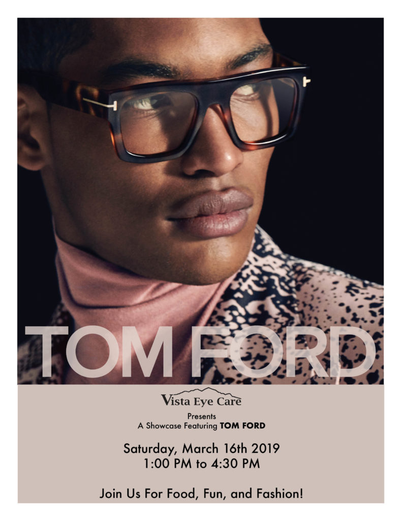 9d855ba9479f Join Us for a Tom Ford Designer Eyewear Showcase