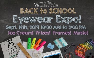 2019 Back-to-School Eyewear Expo