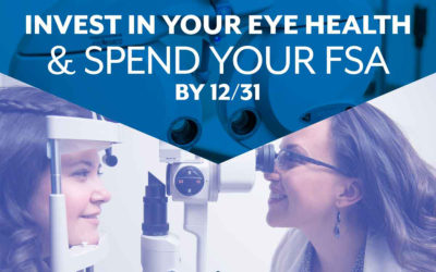 Use Your Flex Dollars for Eyeglasses, Sunglasses, Contacts and More!