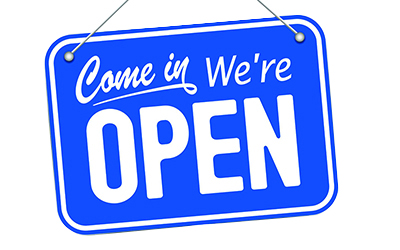 Vista Eye Care Re-Opens to General Patient Care!