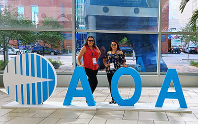 Our Staff Attend Optometry's Meeting Denver!